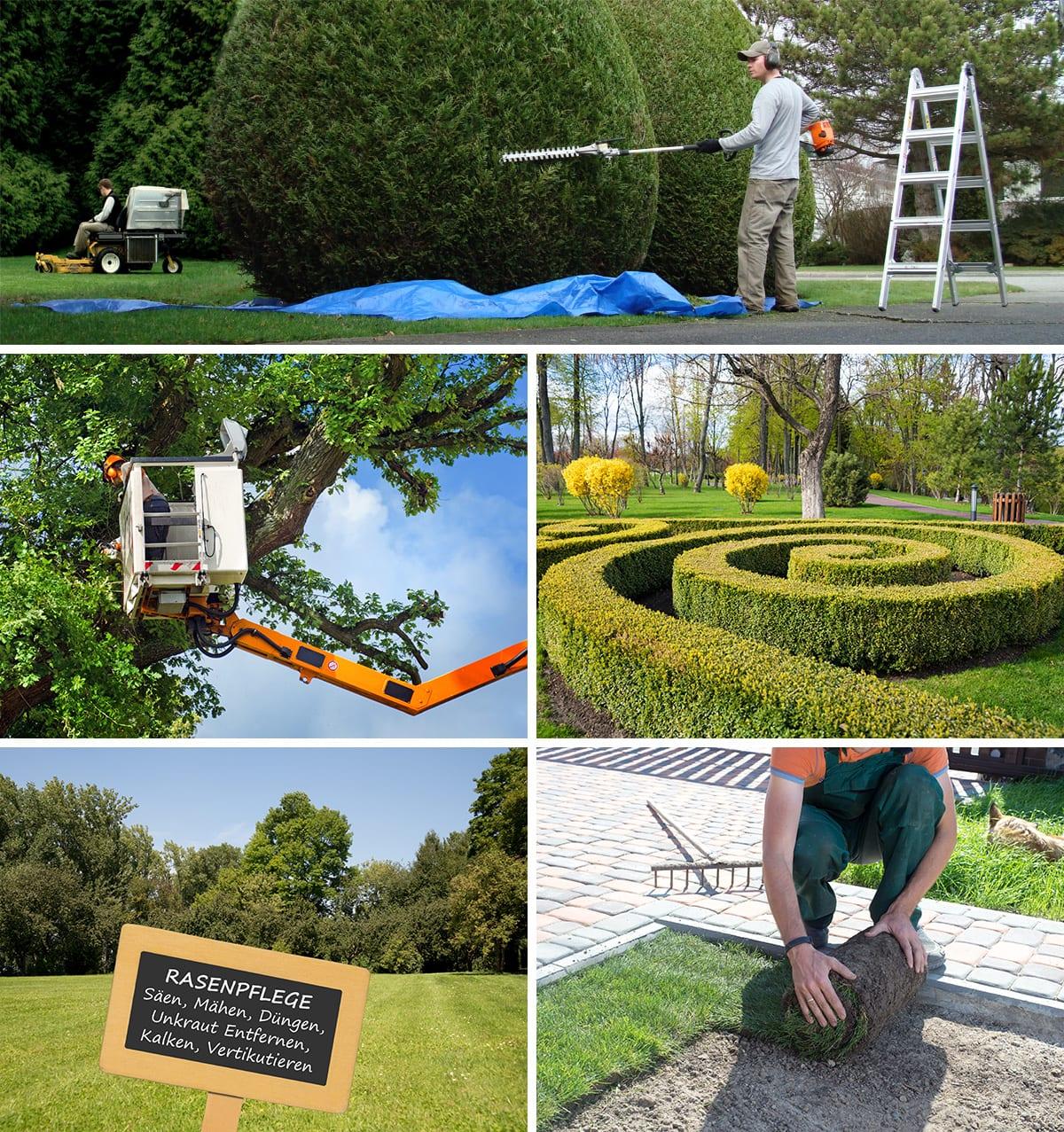 ASA Grünflächenpflege