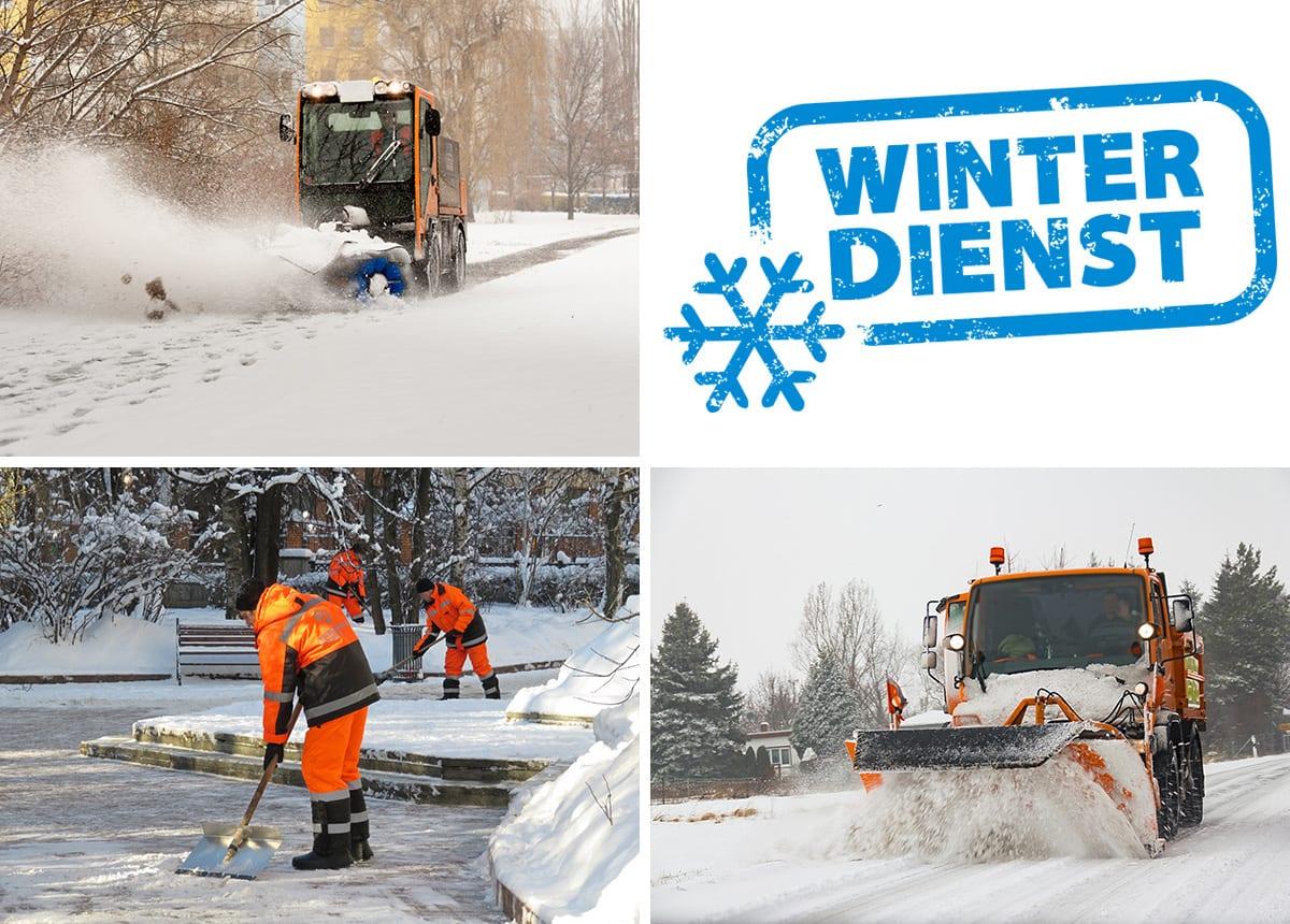 ASA Winterdienst Schnee und Eisbeseitigung in Berlin 24h